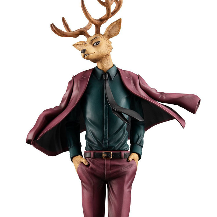BEASTARS - Figurine Louis: Shishigumi no Ver.