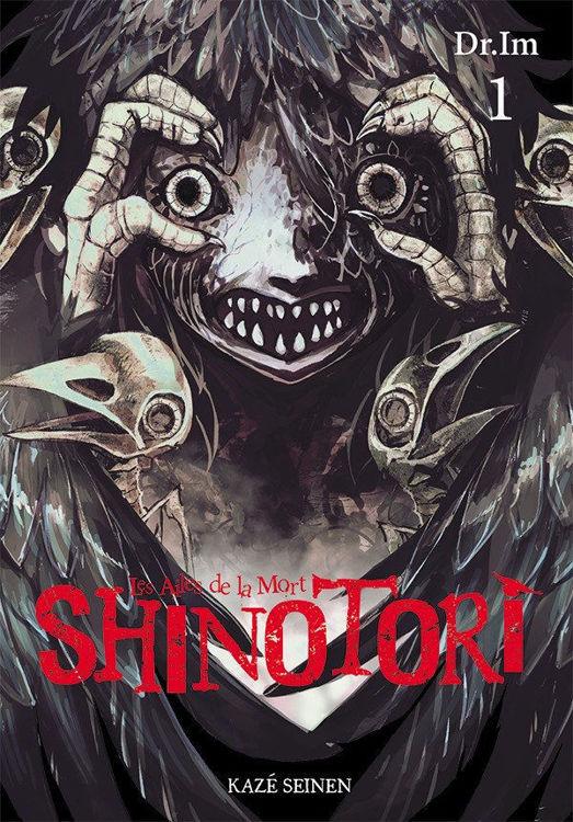 Shinotori - Les Ailes de la Mort Tome 01