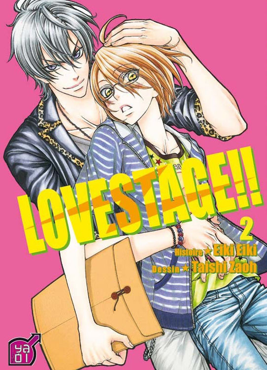 Love Stage Tome 02