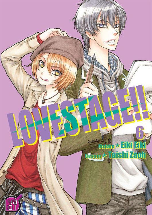 Love Stage Tome 06