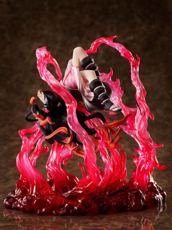 Demon Slayer - Figurine Nezuko Kamado : Exploding Blood Ver.
