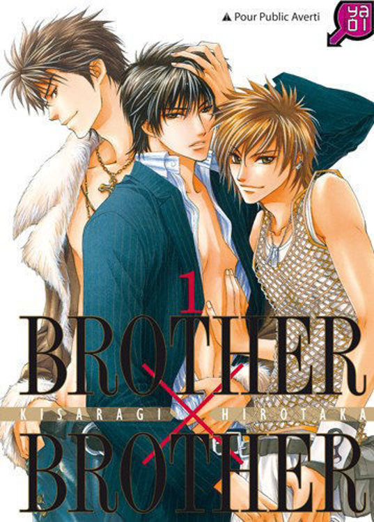 Brother x Brother Tome 01
