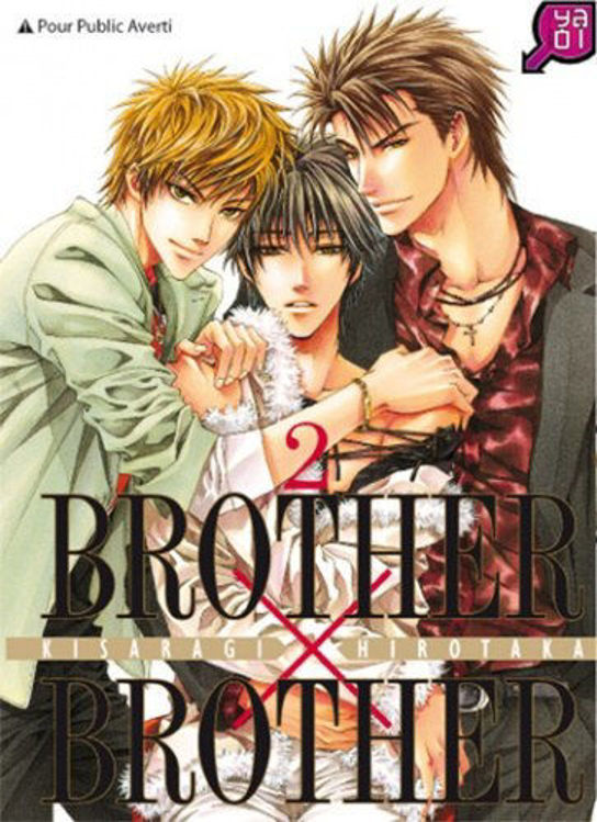 Brother x Brother Tome 02