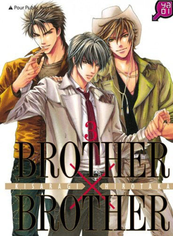 Brother x Brother Tome 03