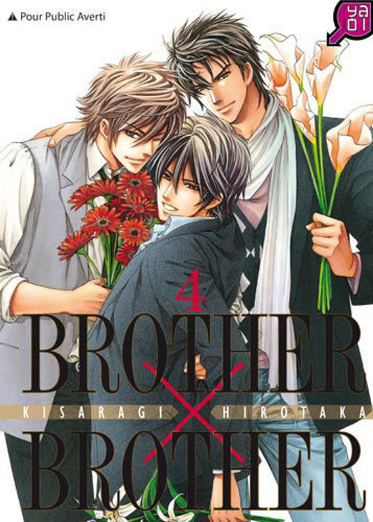 Brother x Brother Tome 04