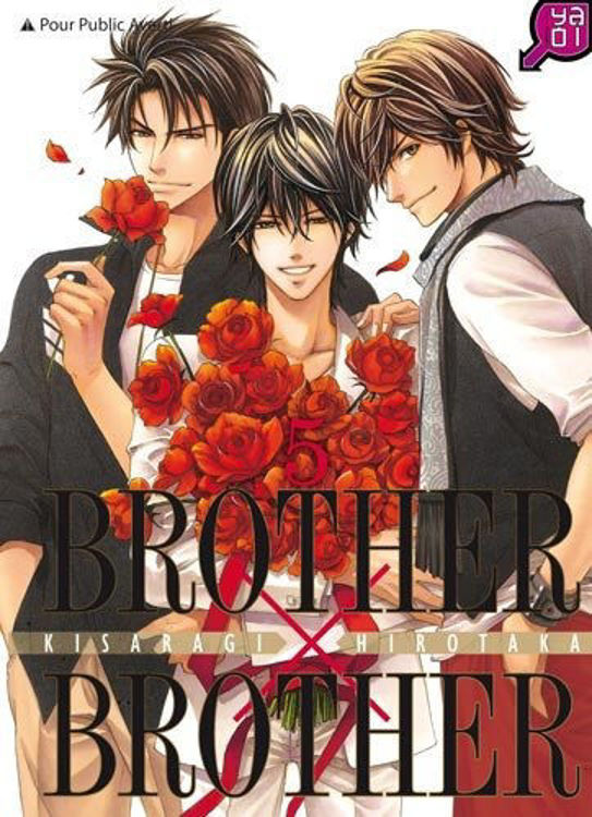 Brother x Brother Tome 05