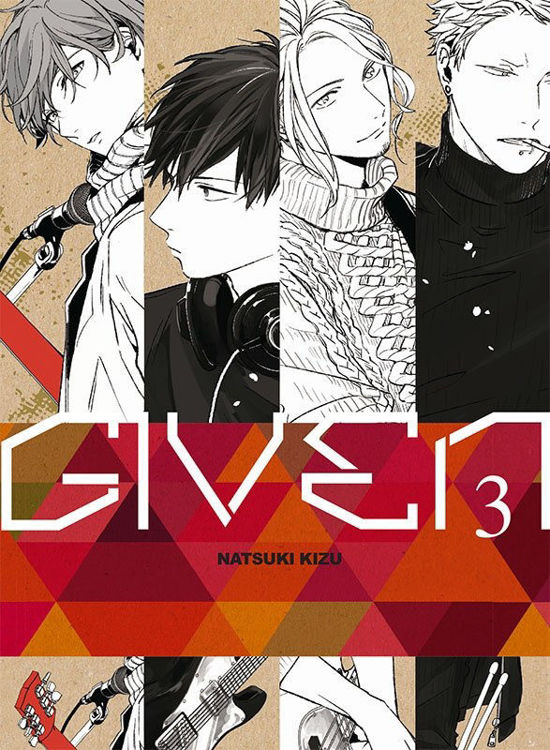 Given Tome 03