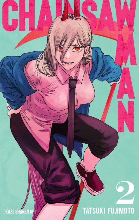 Chainsaw Man Tome 02