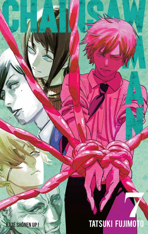 Chainsaw Man Tome 07