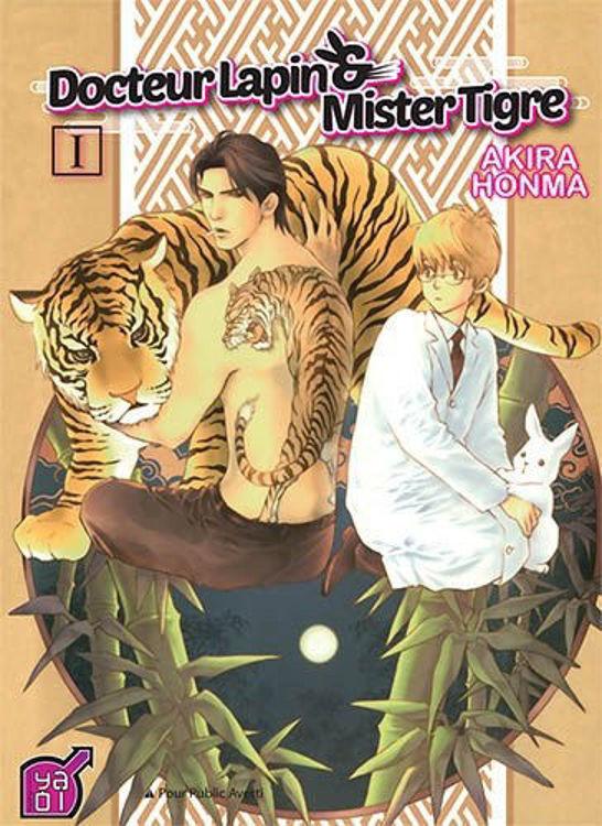 Docteur Lapin et Mister Tigre Tome 01