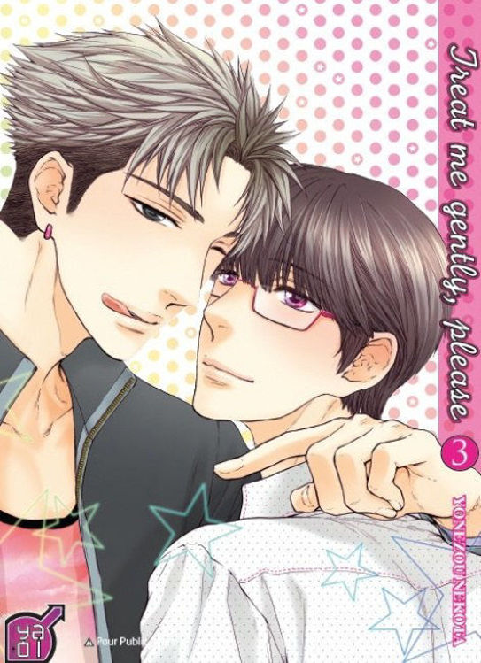 Treat me Gently, Please Tome 03