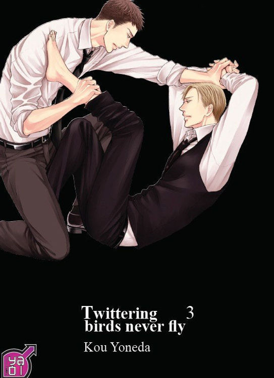 Twittering Birds Never Fly Tome 03