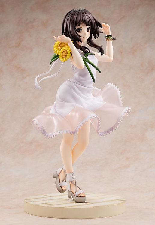 Kono Subarashii Sekai ni Syukufuku wo! - Figurine Megumin : Sunflower One-Piece Dress Ver.
