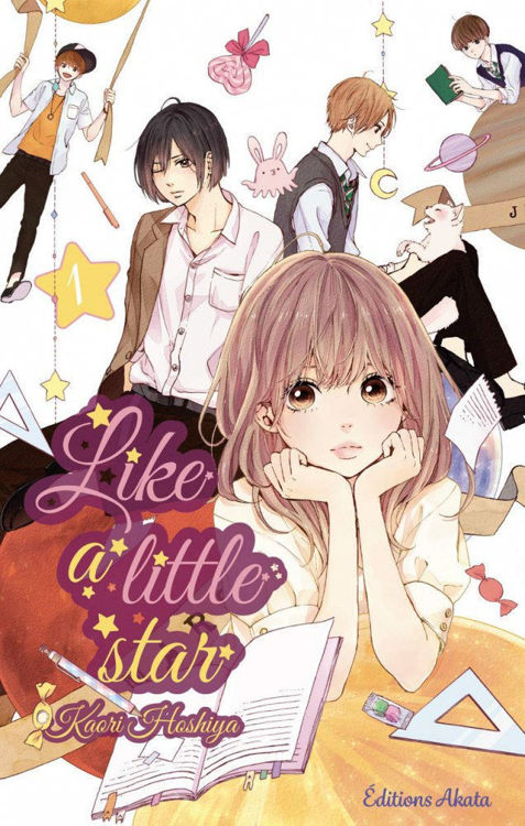 Like a Little Star Tome 01