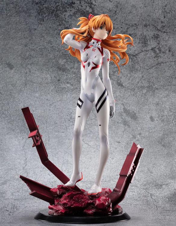 Evangelion : 3:0 + 1.0 Thrice Upon a Time - Figurine Asuka Shikinami Langley