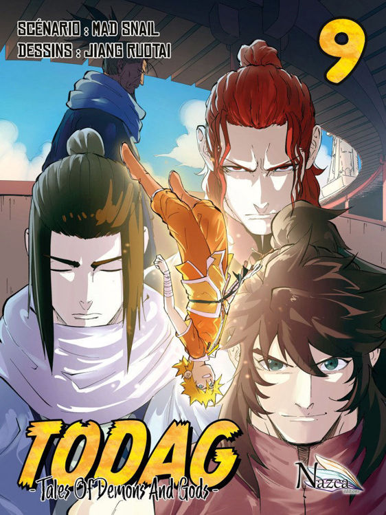 TODAG - Tales of Demons and Gods - Tome 09