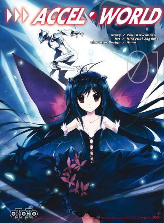 Accel World Tome 01