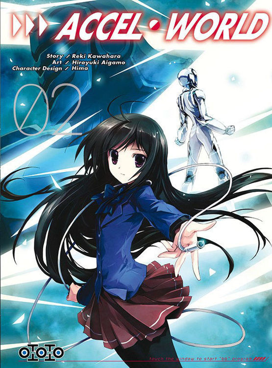 Accel World Tome 02