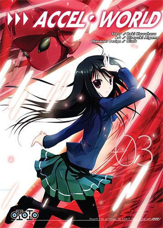 Accel World Tome 03