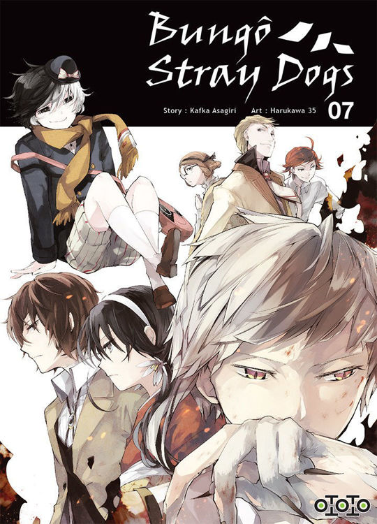 Bungô Stray Dogs Tome 07