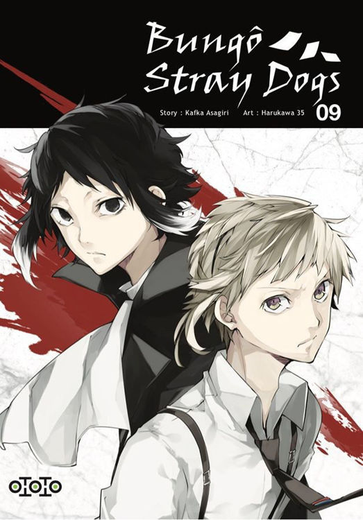 Bungô Stray Dogs Tome 09