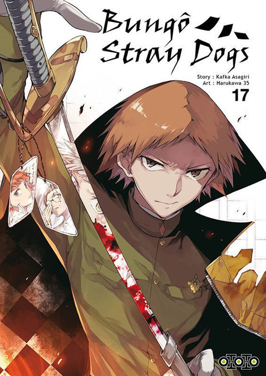 Bungô Stray Dogs Tome 17