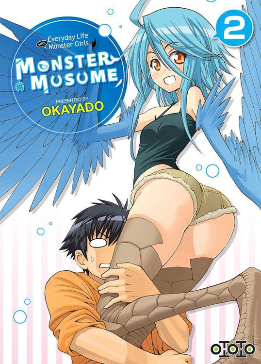 Monster Musume - Everyday Life with Monster Girls Tome 02