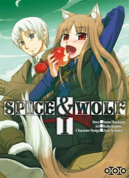 Spice & Wolf Tome 01