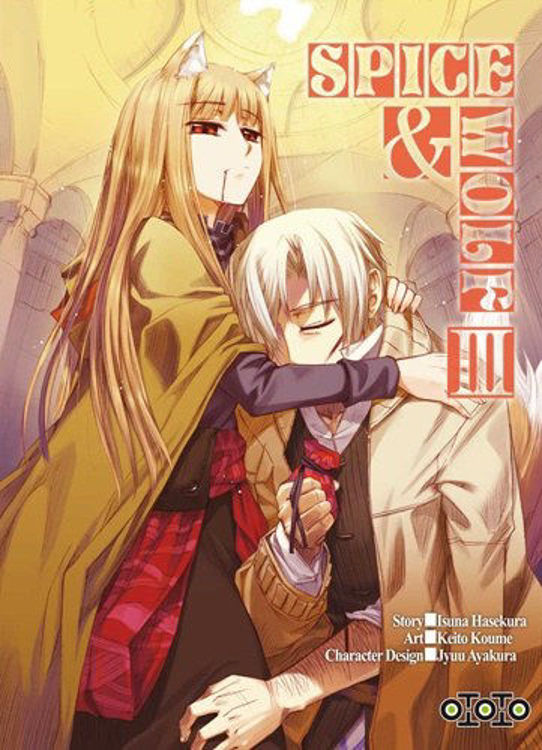 Spice & Wolf Tome 03