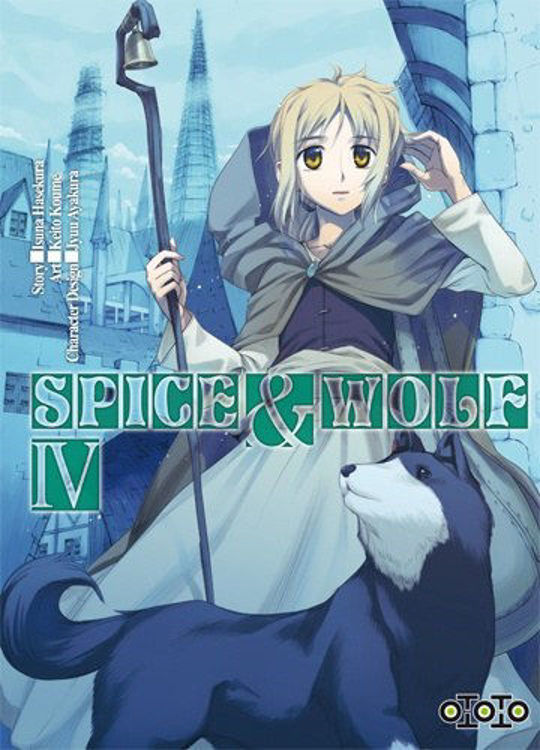 Spice & Wolf Tome 04
