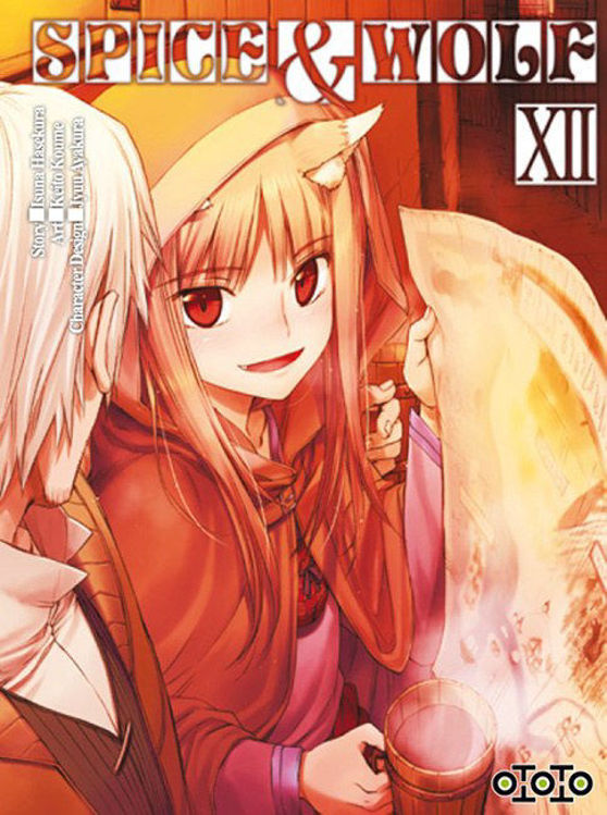 Spice & Wolf Tome 12