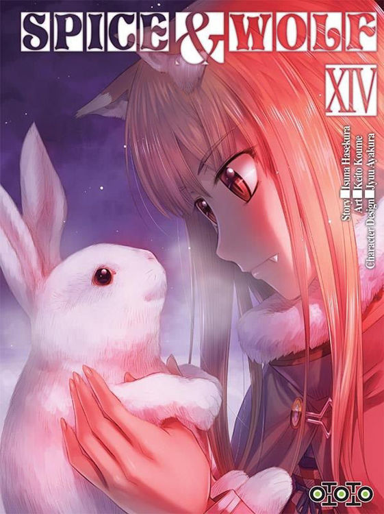 Spice & Wolf Tome 14