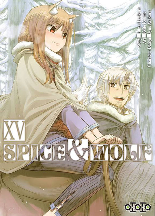 Spice & Wolf Tome 15