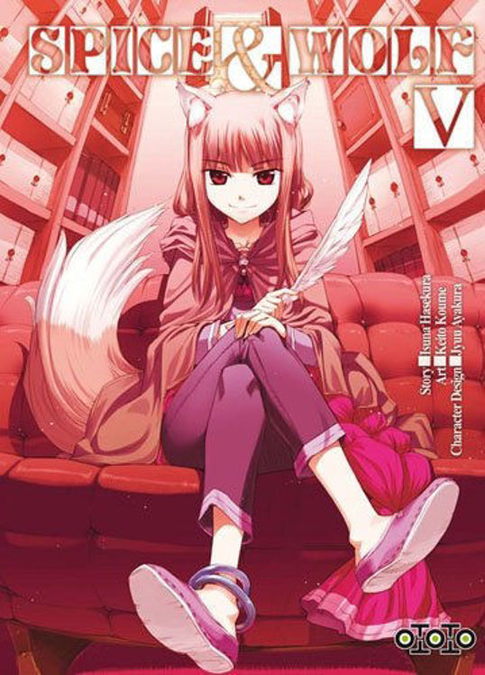 Spice & Wolf Tome 05