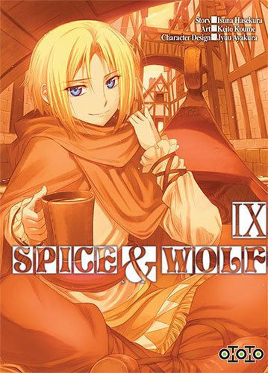Spice & Wolf Tome 09