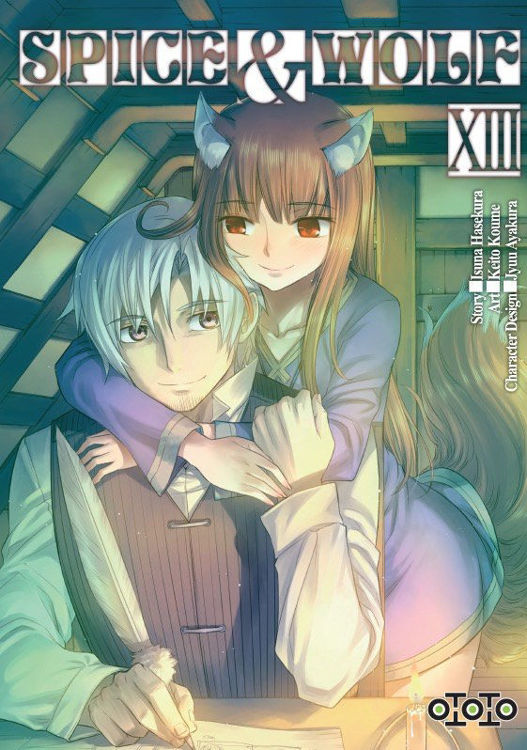 Spice & Wolf Tome 13