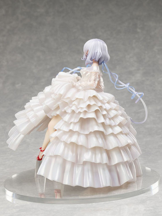 Zombie Land Saga Revenge - Figurine Junko Konno : Wedding Dress Ver.