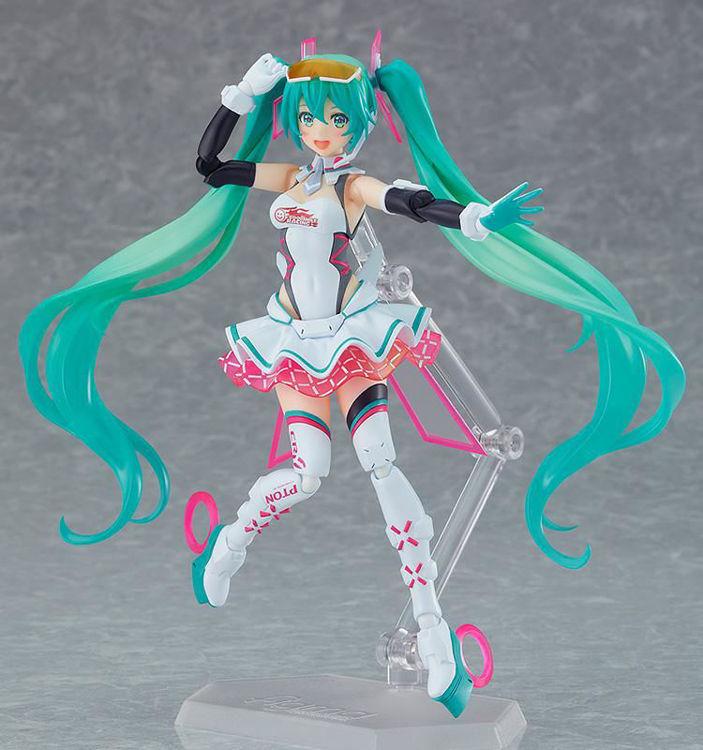 Vocaloid - SP-138 Figma Hatsune Miku : Racing Miku 2021 Ver.