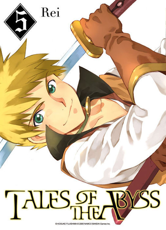 Tales of the Abyss Tome 05