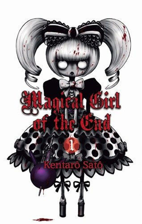 Magical Girl of the End Tome 01