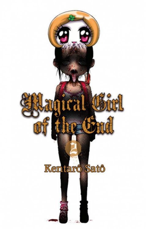 Magical Girl of the End Tome 02