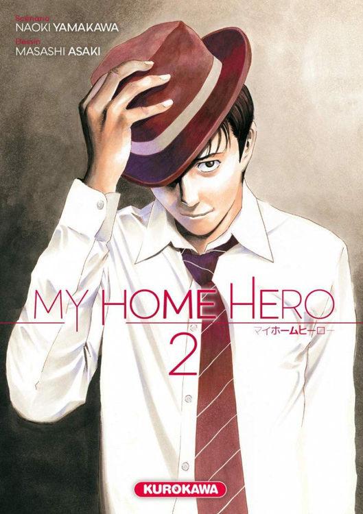 My Home Hero Tome 02