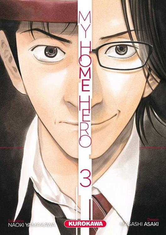 My Home Hero Tome 03