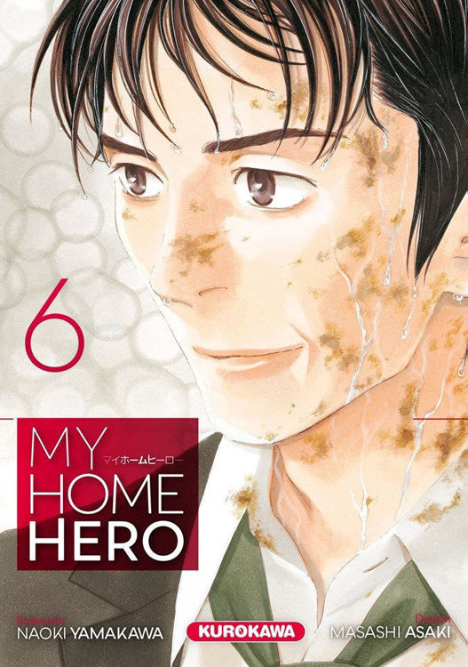 My Home Hero Tome 06