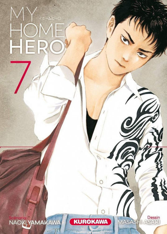 My Home Hero Tome 07