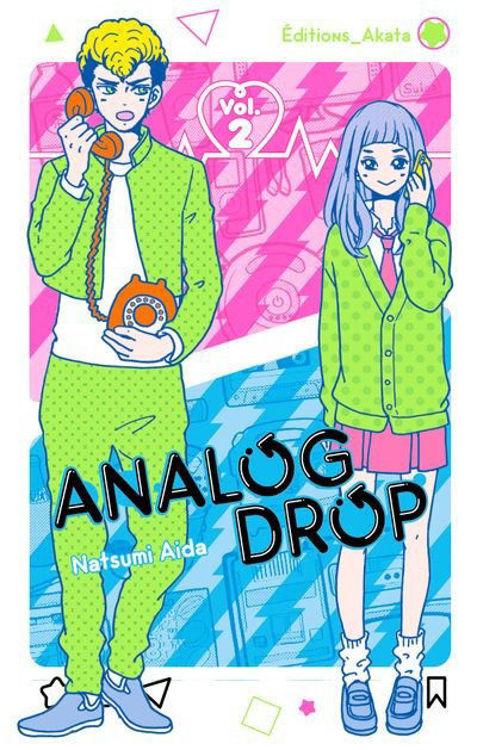 Analog Drop Tome 02