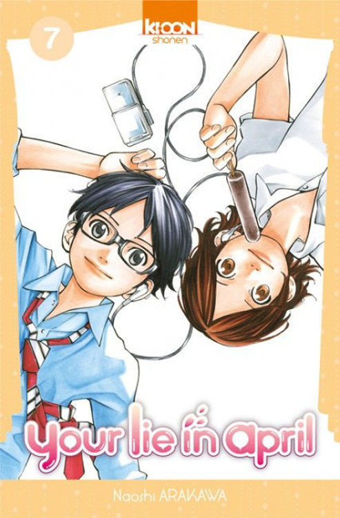 Your Lie in April Tome 07