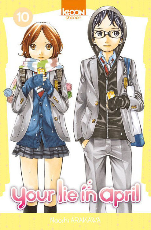 Your Lie in April Tome 10