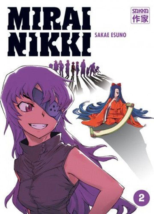 Mirai Nikki - Le Journal du Futur Tome 02