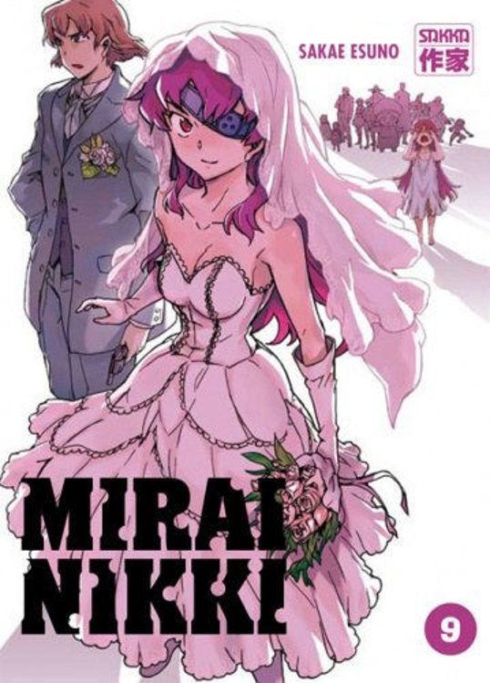 Mirai Nikki - Le Journal du Futur Tome 09